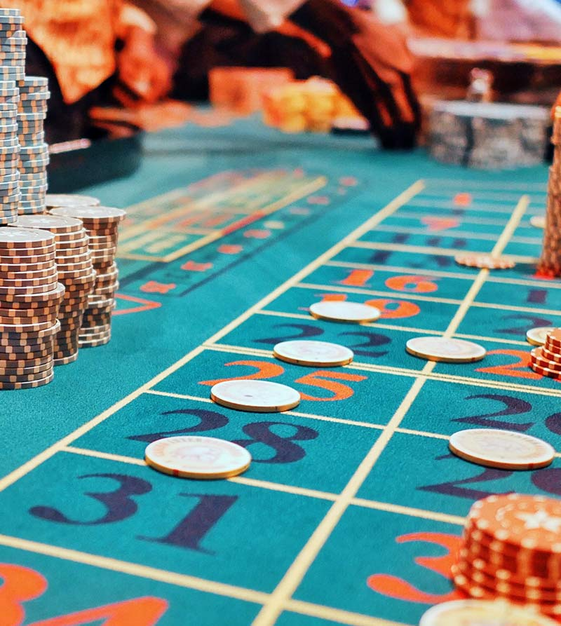 Eventspiel Blackjack